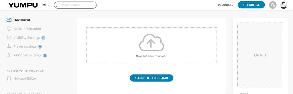 drop-file