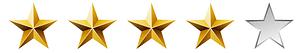 four stars for uniflip