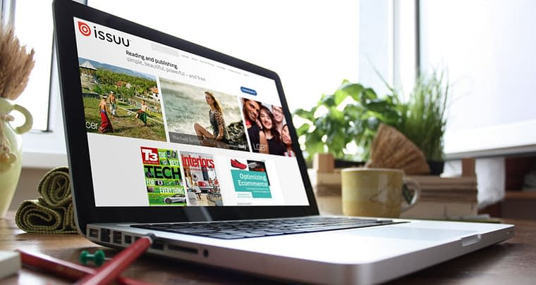 Alternatives Issuu - The perfect software 🥇 [Only the best]